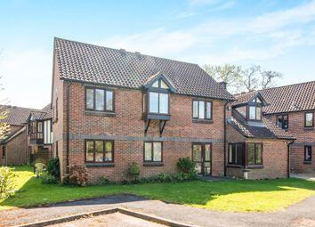 Thumbnail 2 bed flat for sale in Lower Common Road, West Wellow, Romsey