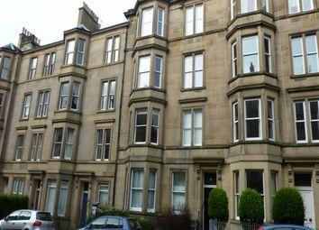 Thumbnail 1 bed flat to rent in Polwarth Gardens, Edinburgh