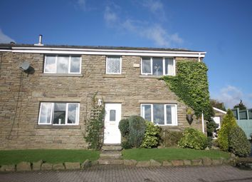 Thumbnail 4 bed semi-detached house for sale in High Barn Lane, Whitworth, Rochdale