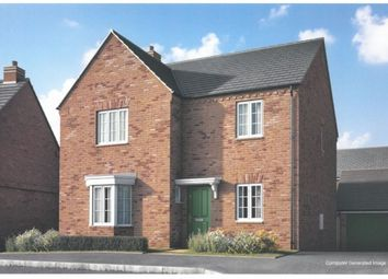 Thumbnail 4 bed detached house for sale in Plot 34, Moorland Glade, Hillmorton, Rugby