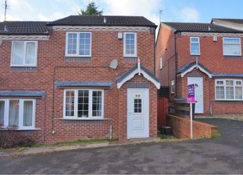 Thumbnail 3 bed semi-detached house for sale in Mistletoe Drive, Walsall