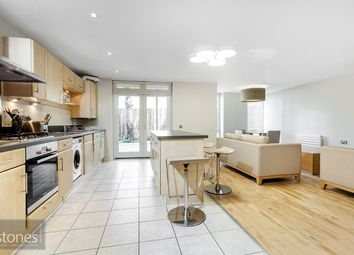 Thumbnail 2 bed property to rent in Boundary House, Queensdale Crescent, London