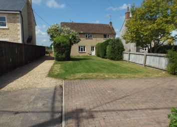 Thumbnail 3 bed semi-detached house to rent in The Green, Christian Malford, Chippenham