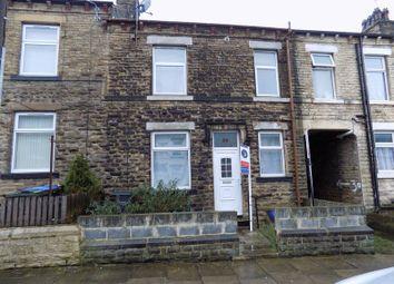 Thumbnail 1 bedroom terraced house for sale in Wingfield Street, Bradford