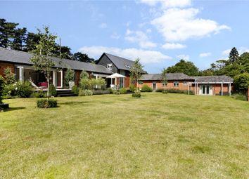 Thumbnail Detached house for sale in Seymour Court Lane, Marlow, Buckinghamshire