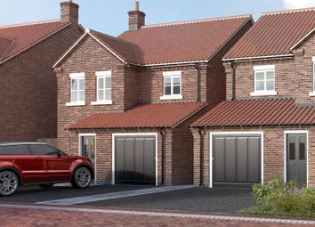 Thumbnail 4 bed detached house for sale in Plot 10, Wren Garth, Main Street, Beeford