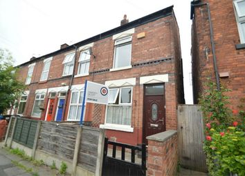 Thumbnail 2 bedroom end terrace house for sale in Warren Road, Cale Green, Stockport, Cheshire
