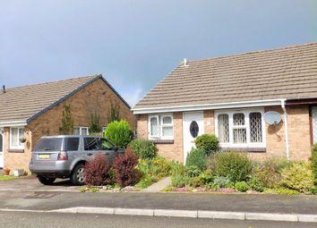 Thumbnail 2 bed semi-detached bungalow for sale in Guipavas Road, Callington