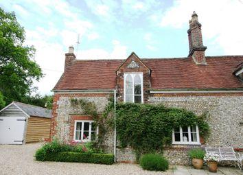 Thumbnail 1 bed cottage to rent in Church Lane, Privett, Alton