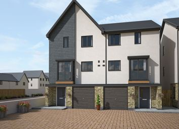 Thumbnail 4 bedroom town house for sale in The Condor At 504K, Plymbridge Lane, Plymouth