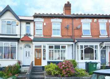Thumbnail 3 bed terraced house for sale in Galton Road, Bearwood, West Midlands