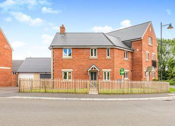 Thumbnail 3 bed semi-detached house for sale in Trem Gwlad Yr Haf, Coity, Bridgend