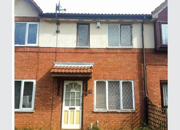 Thumbnail 2 bed terraced house for sale in Consort Drive, Wednesbury