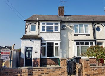 Thumbnail 3 bed end terrace house for sale in St. Marks Road, Saltney, Chester