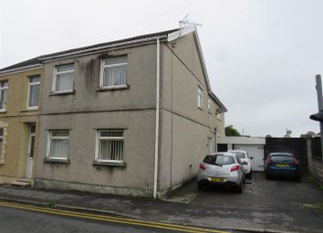Thumbnail 3 bed semi-detached house for sale in Llandafen Road, Llanelli