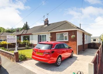 Thumbnail 3 bed semi-detached bungalow for sale in Hafan Deg, St George, Abergele, Conwy