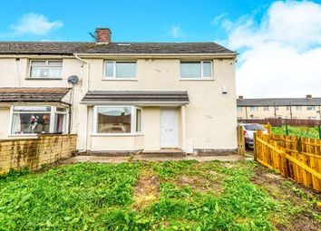 Thumbnail 3 bed end terrace house for sale in Ash Tree Gardens, Mixenden, Halifax