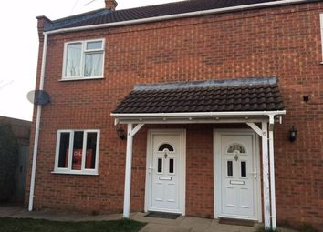 Thumbnail 3 bedroom semi-detached house to rent in Argyl Gardens, Wisbech