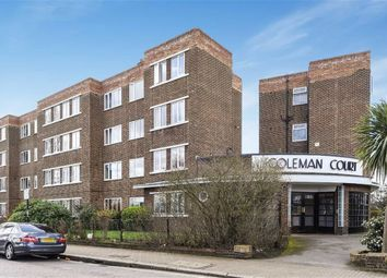 Thumbnail 1 bed flat for sale in Kimber Road, London