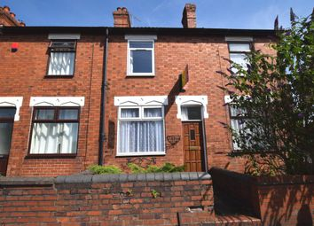 Thumbnail 2 bed terraced house for sale in Brook Lane, Newcastle-Under-Lyme