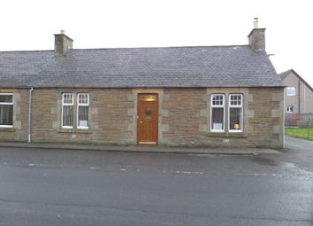 Thumbnail 2 bed semi-detached bungalow for sale in Bridge Street, Halkirk