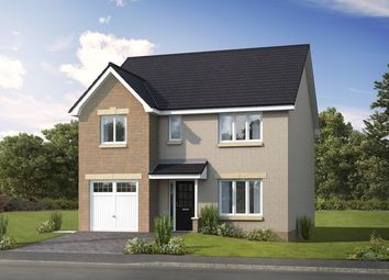 Thumbnail 4 bed detached house for sale in One Dalhousie, Bonnyrigg, Midlothian