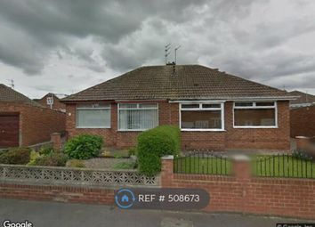 Thumbnail 2 bedroom bungalow to rent in Middlebank Road, Ormesby, Middlesbrough