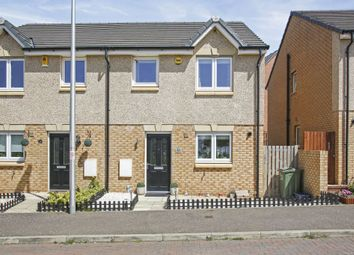 Thumbnail 3 bed semi-detached house for sale in 33 Bowes Place, The Wisp, Edinburgh