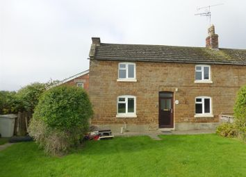 Thumbnail 2 bedroom cottage to rent in Main Street, Caldecott, Market Harborough