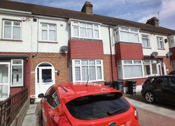 Thumbnail 3 bedroom terraced house to rent in Abbey Road, Gravesend