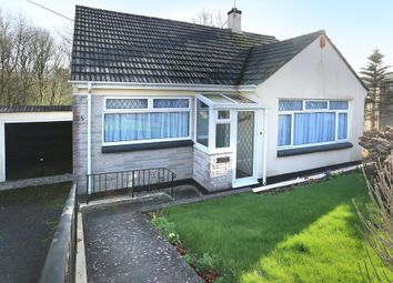 Thumbnail 2 bedroom detached bungalow for sale in Hartwell Avenue, Sherford, Plymouth