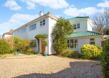 Woodland Avenue, Windsor, Berkshire SL4. 4 bed semi-detached house for sale