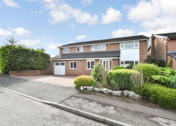 5 bed detached house for sale in Hey Croft, Whitefield, Manchester, Greater Manchester M45