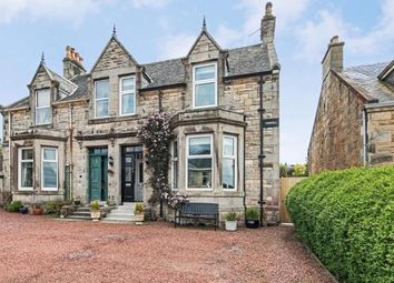 Thumbnail 3 bed semi-detached house for sale in Yerton Brae, West Kilbride, North Ayrshire, Scotland