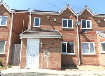 Thumbnail 3 bed semi-detached house for sale in Roman Way, Kirkby, Liverpool