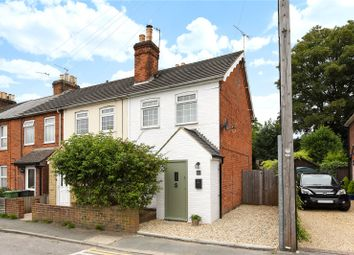 Thumbnail 2 bed end terrace house for sale in Frimley Road, Camberley, Surrey