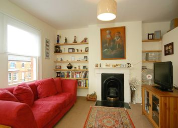 Thumbnail 1 bed flat to rent in Top Floor Flat, Orlando Road, Clapham, London