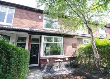 Thumbnail 2 bed terraced house to rent in Winifred Road, Didsbury, Manchester, Greater Manchester
