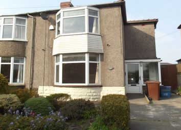 Thumbnail 3 bed property to rent in Rossendale Road, Burnley