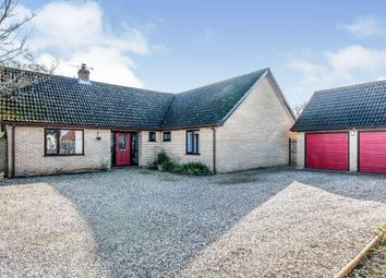 3 bed detached bungalow for sale in Half Moon Lane, Redgrave, Diss IP22