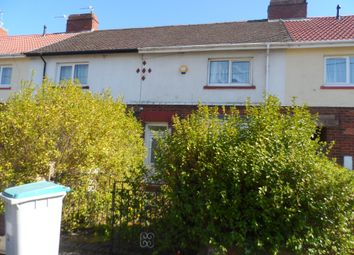 Thumbnail 2 bedroom terraced house for sale in Briardale, Consett