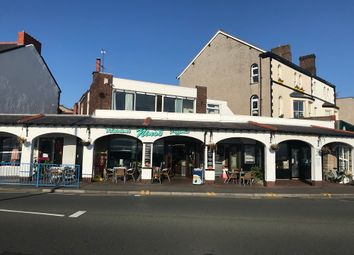Thumbnail Restaurant/cafe for sale in 83 Rhos Promenade, Rhos On Sea