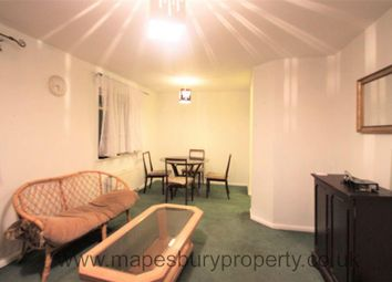 Thumbnail 1 bed flat to rent in Cambridge Close, London