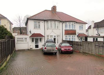 Thumbnail 4 bed semi-detached house to rent in Elms Lane, Sudbury
