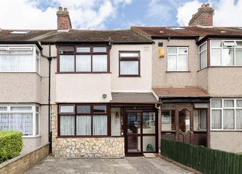 Thumbnail 3 bed terraced house for sale in Matlock Gardens, Cheam, Surrey