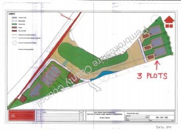 Thumbnail 3 bed property for sale in Hays Lane, Sageston, Tenby, Pembrokeshire.