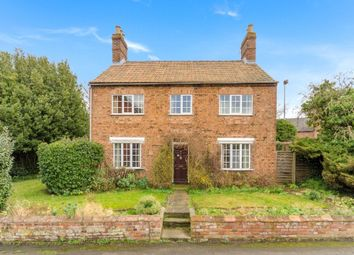 Thumbnail 4 bed detached house for sale in West Road, Billingborough, Sleaford