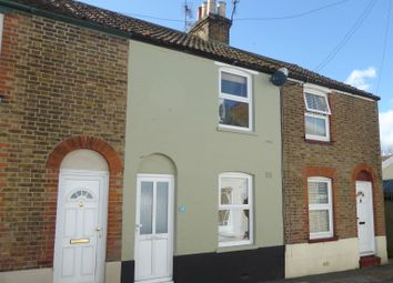 Thumbnail 2 bedroom terraced house to rent in Norfolk Street, Whitstable