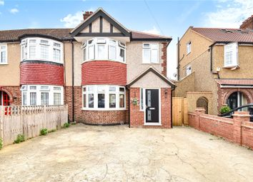 Thumbnail 3 bed end terrace house for sale in Jubilee Drive, Ruislip, Middlesex