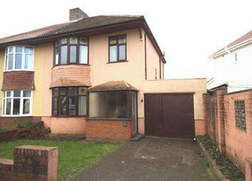 Thumbnail 3 bed semi-detached house for sale in Mount Earl, Bridgend